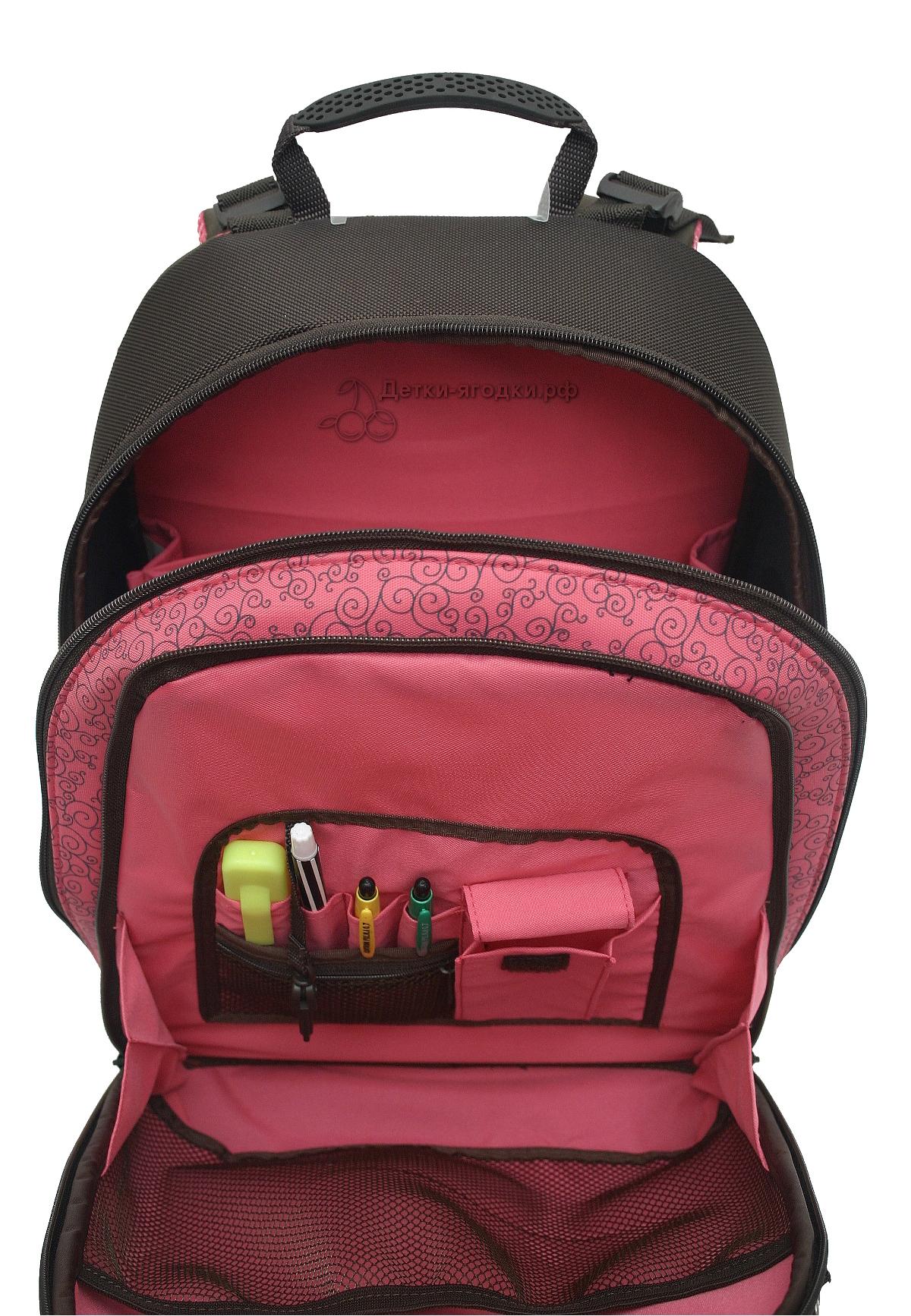Школьный рюкзак Hummingbird T86 официальный, - фото 5