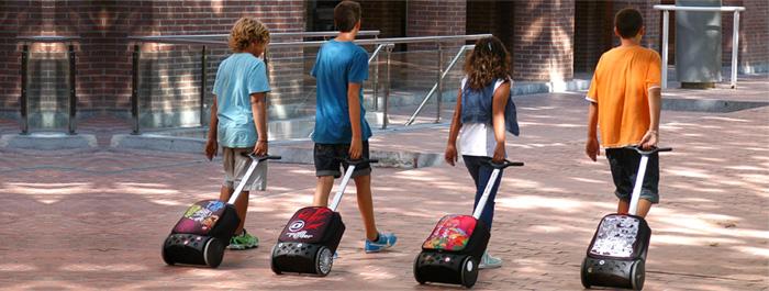 Рюкзак на колесах Nikidom Испания Мандала арт. 9011 (19 литров), - фото 21