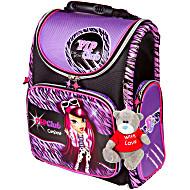 Школьный рюкзак - ранец HummingBird VIP Club CatStyle K67 с мешком для обуви