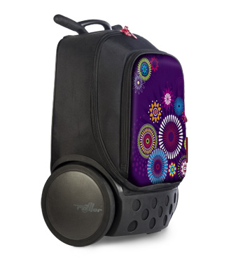 Рюкзак на колесах Nikidom Испания Мандала арт. 9011 (19 литров), - фото 3