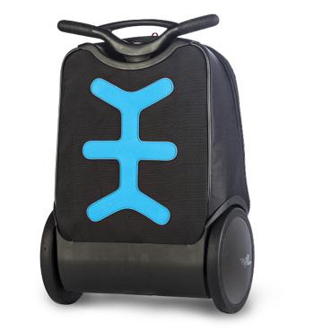 Рюкзак на колесах Nikidom Испания Мандала арт. 9011 (19 литров), - фото 7