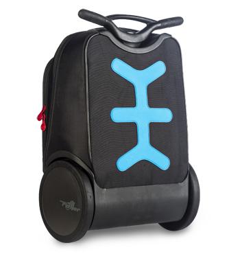 Рюкзак на колесах Nikidom Испания Мандала арт. 9011 (19 литров), - фото 9