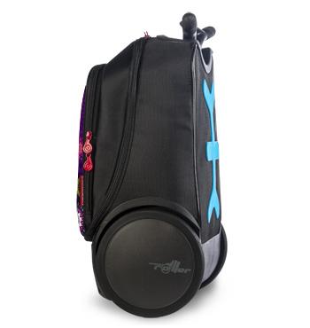 Рюкзак на колесах Nikidom Испания Мандала арт. 9011 (19 литров), - фото 10